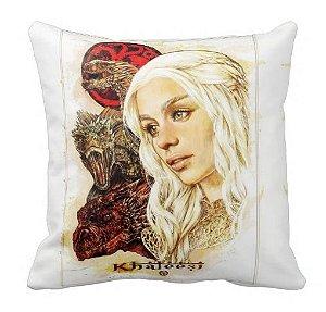 Almofada Guerra dos Tronos - Khaleesi