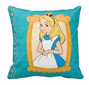 Almofada Alice no País das Maravilhas - Disney