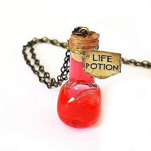 Colar Games - Life Potion