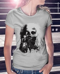 Camiseta The Walking Dead - Cast