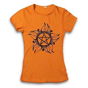 Camiseta Supernatural - Proteção