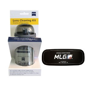 Kit 2x1 - Kit de Limpeza Zeiss + Case MLG Gunnar