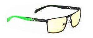 Óculos Gunnar Cerberus Designed by Razer com Grau - Lente Premium