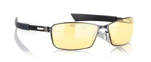 Óculos Gunnar Vayper Onyx com Grau - Lente Premium