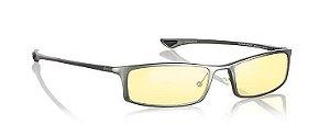 Óculos Gunnar Phenom Graphite com Grau - Lente Premium