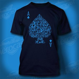 Camiseta All In - Ace of Spades