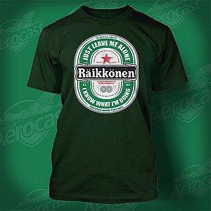 Camiseta PF1BR - Kimi Heineken