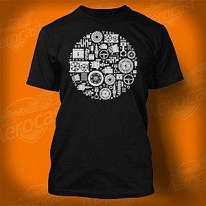 Camiseta PF1BR - Auto Parts