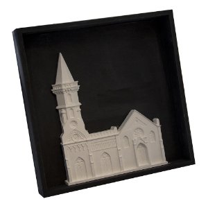 Igreja da Ordem de Curitiba - Parede