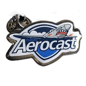 Pin Oficial Aerocast