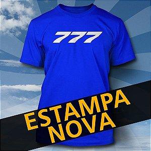 Camiseta Stratotype 777