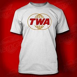Camiseta TWA