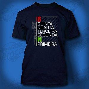 Camiseta Guga Dias - Marchas