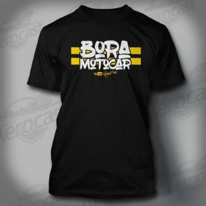 Camiseta Bora Motocar - Guga Dias