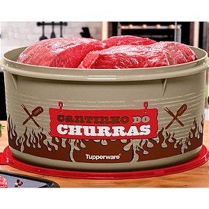 Tupperware Porta Tudo Cantinho do Churras 10 litros