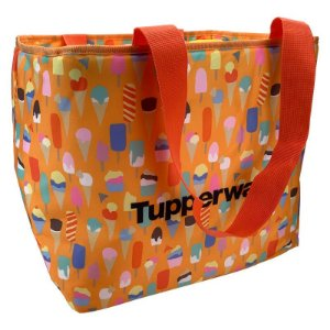 Tupperware Bolsa Térmica de Picnic Laranja