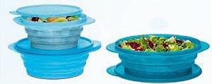 Tupperware Mini Max kit 3 peças