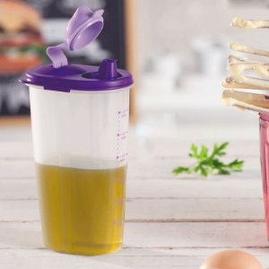 Tupperware Quick Dispenser 600ml Roxo