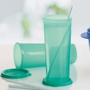 Tupperware Copo 470ml Verde