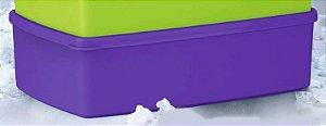 Tupperware Caixa Ideal 1,4 Litro Roxo