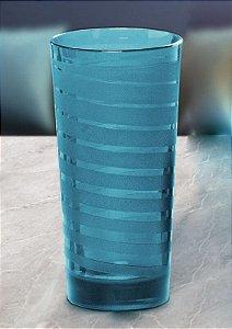 Tupperware Copo Íris 530ml Azul Turmalina