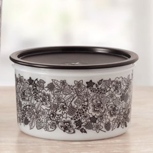 Tupperware Pote Master 1,5 litro Florido