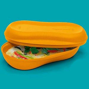 Tupperware Instant Gourmet 430ml Amarelo