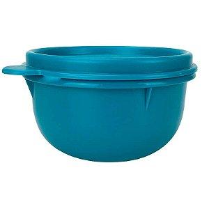 Tupperware Tigelinha 250ml Azul Turquesa