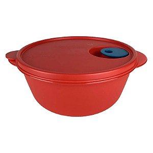 Tupperware Cristalwave 1,5 litro Vermelha