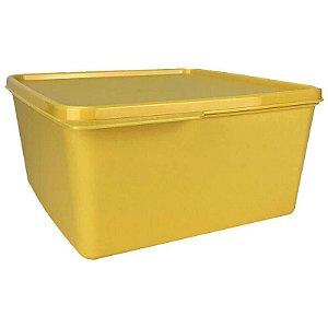 Tupperware Basic Line 2,5 litros Amarela