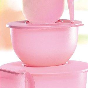 Tupperware Tigela Murano 4,3 litros Rosa Quartzo
