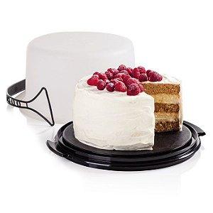 Tupperware Big Cake Redondo Porta Bolo