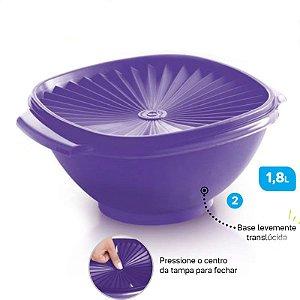 Tupperware Tigela Sensação 1,8 litro Roxo