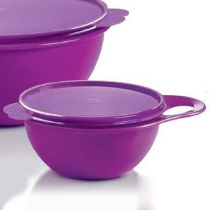 Tupperware Extra Mini Criativa 600ml Roxa
