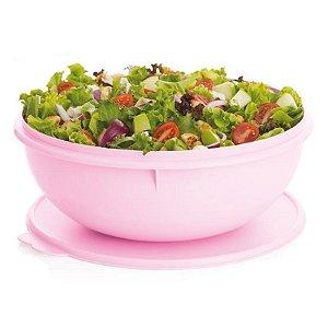 Tupperware Saladeira 6,5 litros Rosa Bebê