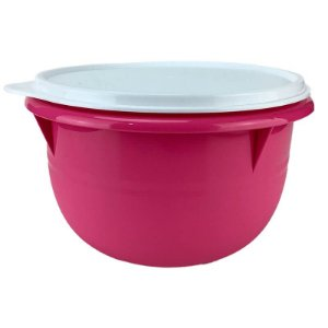 Tupperware Tigela Batedeira 2 litros Rosa Pink