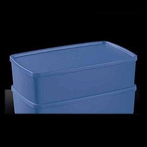 Tupperware Caixa Ideal 1,4 litro Azul Royal