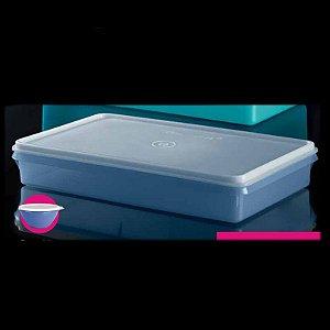 Tupperware Refri Box II 1,5 litro Azul Royal