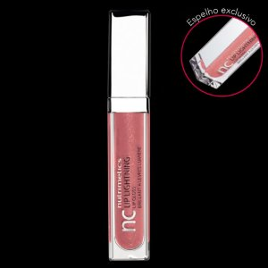 Nutrimetics Gloss Brilho Labial Blush 6,2 ml