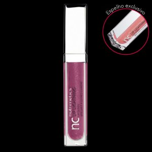 Nutrimetics Gloss Brilho Labial Berry 6,2ml