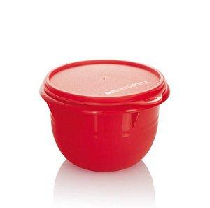 Tupperware Tigela Batedeira 1 litro Vermelho