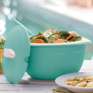 Tupperware Tigela Thermo 4,3 Litros Verde Mint