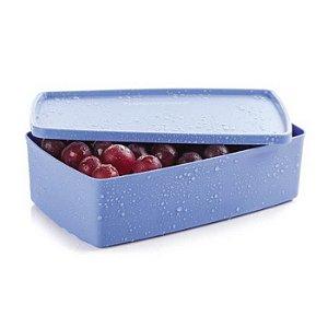 Tupperware Caixa Ideal 1,4 Litros Azul Serenity