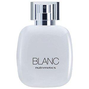 Perfume Nutrimetics Blanc 100ml Deo Colônia Feminina Frutal Flora