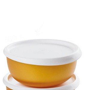 Tupperware Tigela Toque Mágico 500ml Gold
