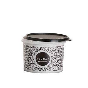 Tupperware Caixa Açúcar 1,4 kg Feras Na Cozinha Animal Print