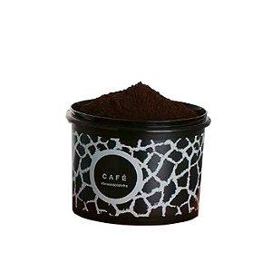 Tupperware Caixa Café 700g Feras na Cozinha Animal Print