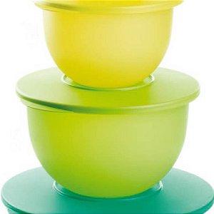 Tupperware Tigela Murano 2,5 Litros Verde