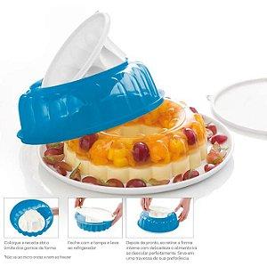 Tupperware Modele 1,5 Litros Azul