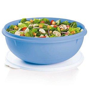Tupperware Saladeira 6,5 Litros Azul Serenity